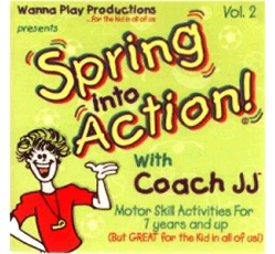 Spring Into Action Vol. 2