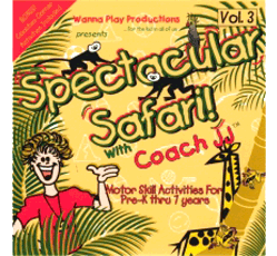Spectacular Safari Vol. 3