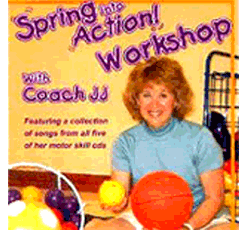 Spring Into Action Workshop Vol. 6 DVD
